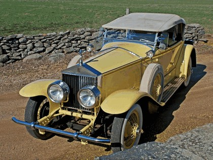 1929 Rolls-Royce Phantom Ascot Sport Phaeton I 5