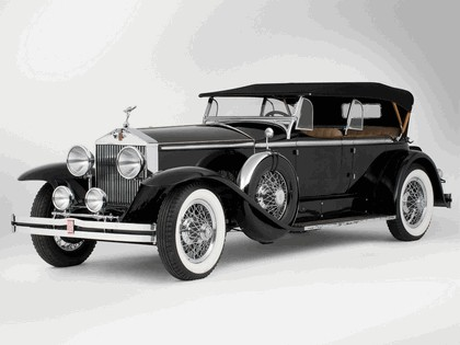 1929 Rolls-Royce Phantom Ascot Sport Phaeton I 7