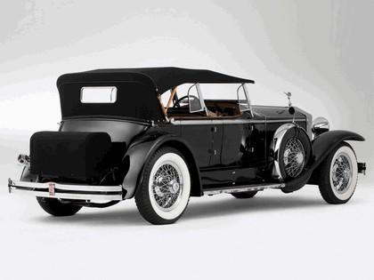 1929 Rolls-Royce Phantom Ascot Sport Phaeton I 9