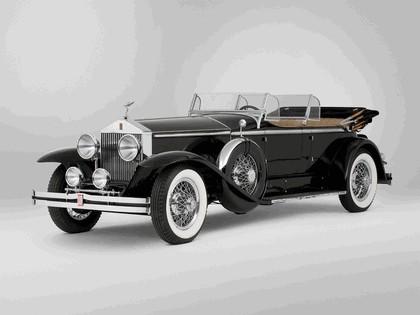 1929 Rolls-Royce Phantom Ascot Sport Phaeton I 10