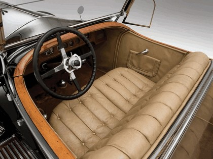 1929 Rolls-Royce Phantom Ascot Sport Phaeton I 13