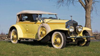 1929 Rolls-Royce Phantom Ascot Sport Phaeton I 8