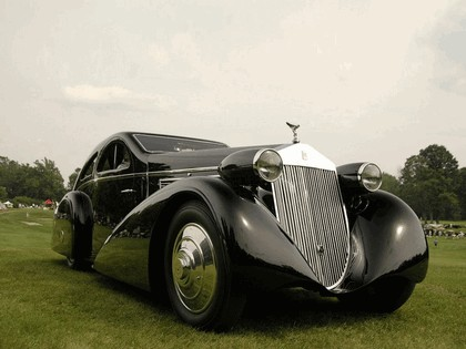 1934 Rolls-Royce Phantom Jonckheere coupé I 4