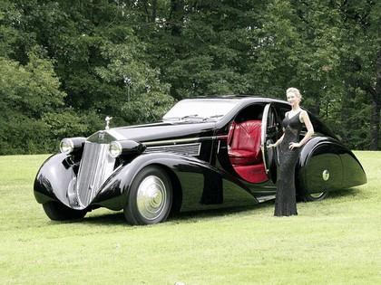 1934 Rolls-Royce Phantom Jonckheere coupé I 7
