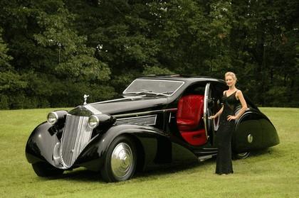 1934 Rolls-Royce Phantom Jonckheere coupé I 8