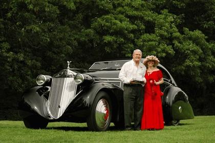1934 Rolls-Royce Phantom Jonckheere coupé I 9