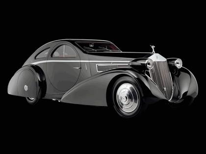 1934 Rolls-Royce Phantom Jonckheere coupé I 10