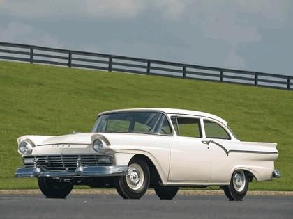 1957 Ford Custom Tudor sedan 312 Thunderbird Special 1