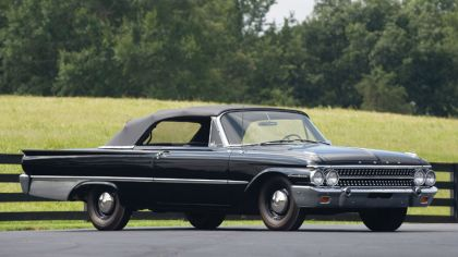 1961 Ford Galaxie XL 401 Sunliner convertible 3