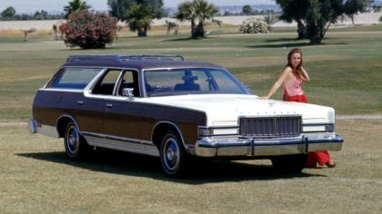 1974 Mercury Colony Park 9