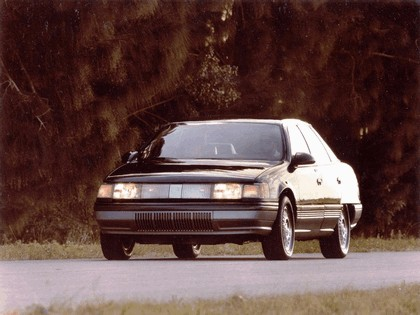1986 Mercury Sable 3