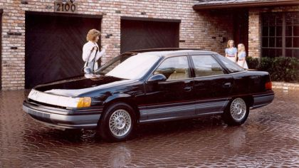 1986 Mercury Sable 2