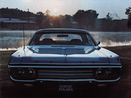 1971 Dodge Polara Brougham 2