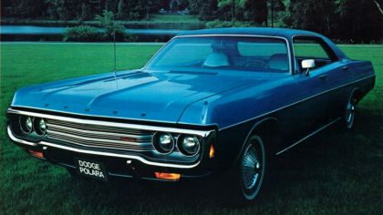 1971 Dodge Polara Brougham 6