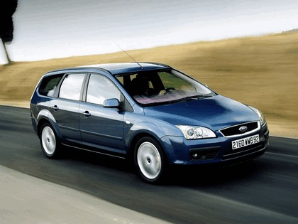2005 Ford Focus Wagon european version 1