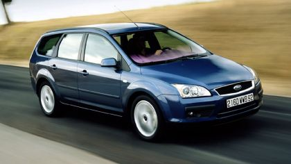 2005 Ford Focus Wagon european version 4