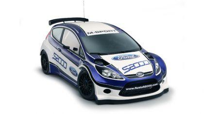 2010 Ford Fiesta S2000 7