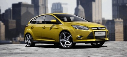 2010 Ford Focus hatchback 27