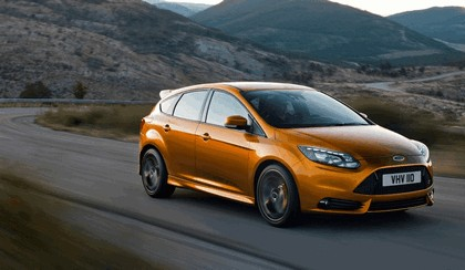 2010 Ford Focus ST 3