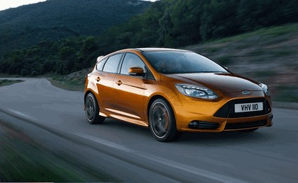 2010 Ford Focus ST 6