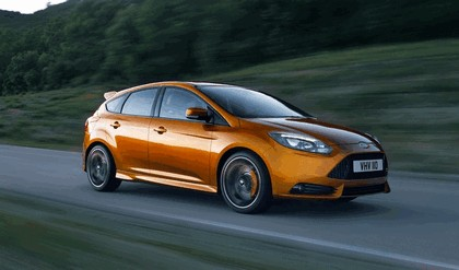 2010 Ford Focus ST 8