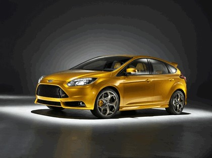 2010 Ford Focus ST 9