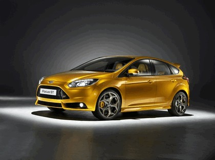 2010 Ford Focus ST 17