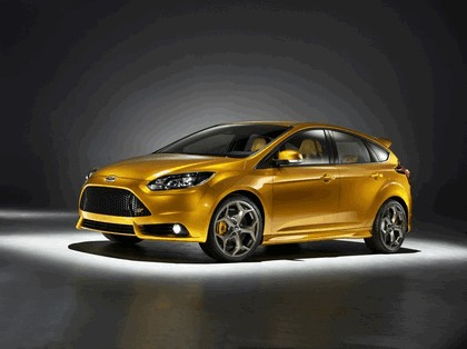 2010 Ford Focus ST 18