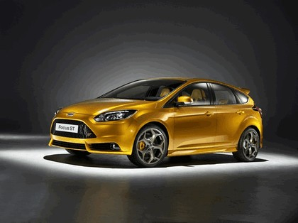 2010 Ford Focus ST 21