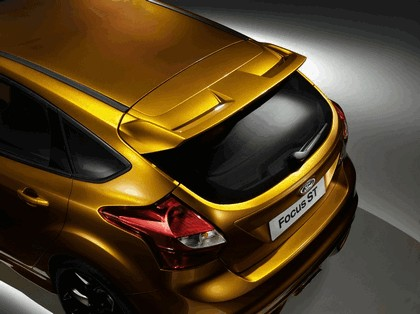 2010 Ford Focus ST 26