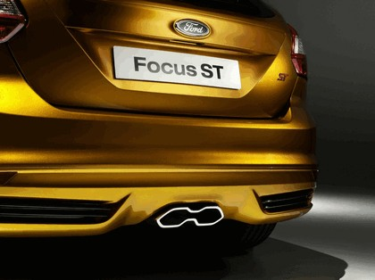 2010 Ford Focus ST 27