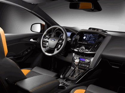 2010 Ford Focus ST 28