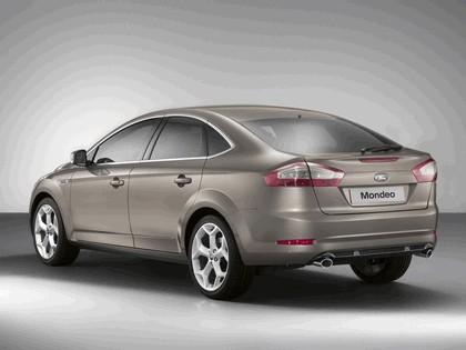 2010 Ford Mondeo hatchback 3