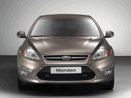2010 Ford Mondeo hatchback 4