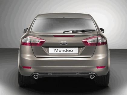 2010 Ford Mondeo hatchback 5