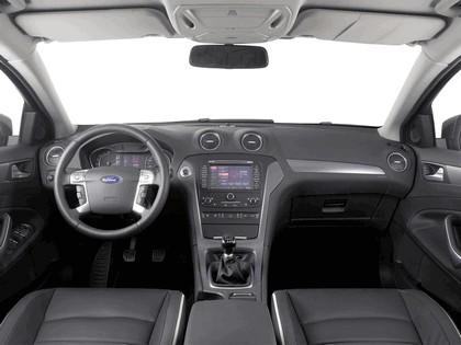 2010 Ford Mondeo hatchback 7