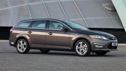 2010 Ford Mondeo station wagon 9