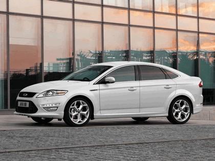 2010 Ford Mondeo Titanium-X hatchback 6