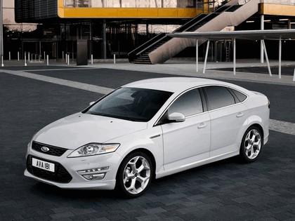 2010 Ford Mondeo Titanium-X hatchback 10