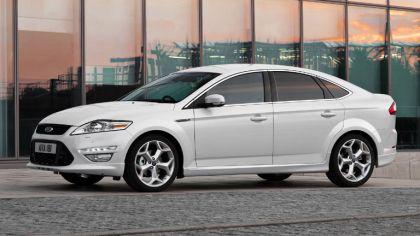 2010 Ford Mondeo Titanium-X hatchback 1