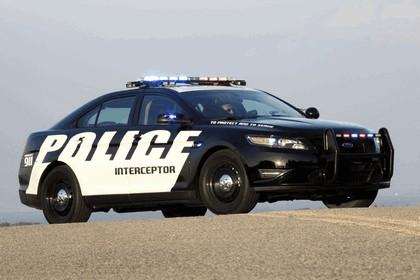 2010 Ford Police Interceptor Sedan 1