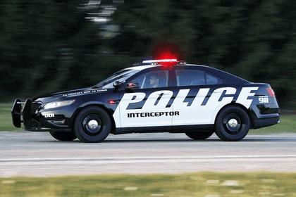 2010 Ford Police Interceptor Sedan 2