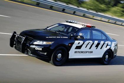 2010 Ford Police Interceptor Sedan 3