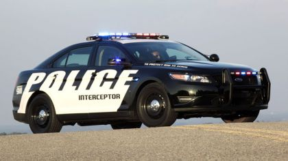 2010 Ford Police Interceptor Sedan 9