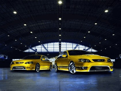 2005 Ford FPV BF GT 3