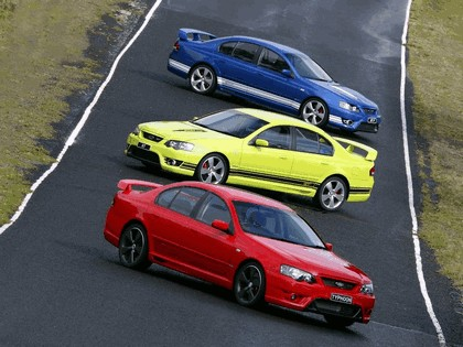 2005 Ford FPV BF GT 26