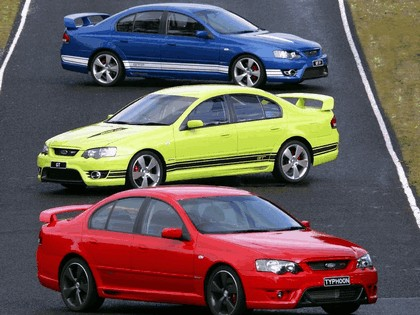 2005 Ford FPV BF GT 28