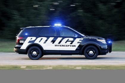 2010 Ford Police Interceptor Utility Vehicle 2