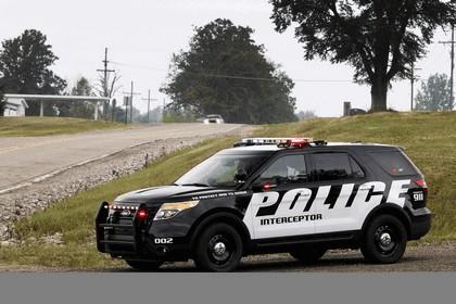 2010 Ford Police Interceptor Utility Vehicle 5