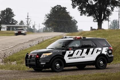 2010 Ford Police Interceptor Utility Vehicle 6